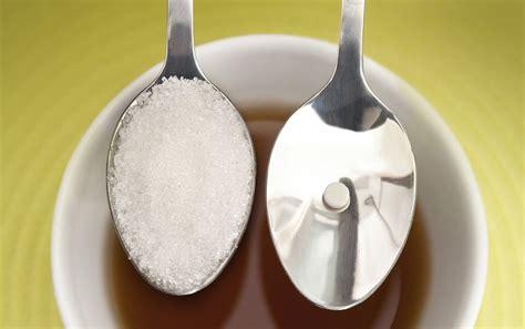 is splenda better than aspartame sugar vs sweeteners