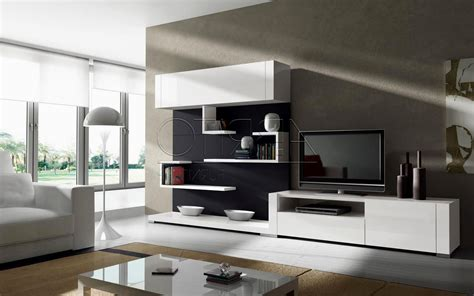 white living room cabinets modern house