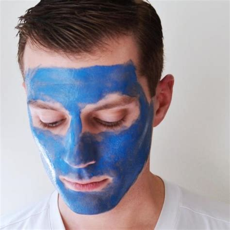 Blue Detox Clay Mask by Bangkok Post Article