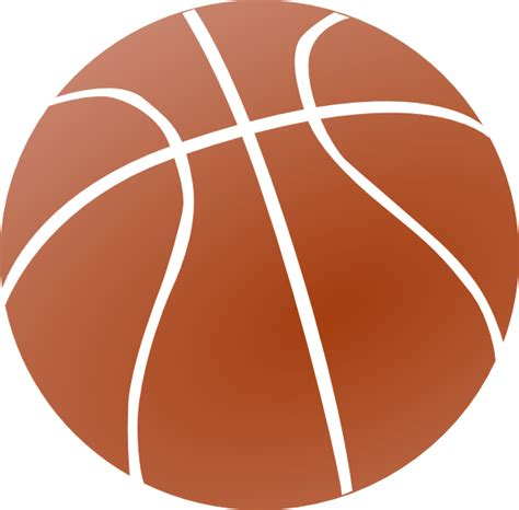 basketball clipart basketball clip at clker vector clip