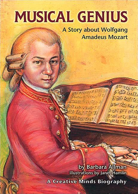 mozart a from beginning to end books musical genius