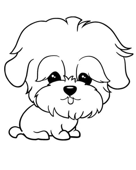 dibujos de perros para colorear dibujosnet dibujos de perros para imprimir y colorear