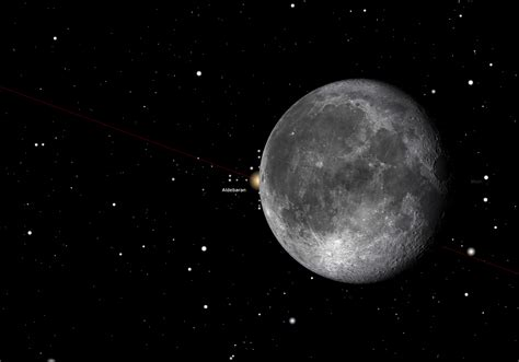 I To The Moon 29 oct 2015 the moon occults aldebaran the