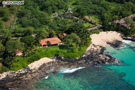 Small Vacation Homes by Top Hawaiian Beach Homes For President Obama S Family