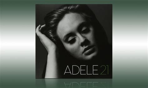 Vinyl Adele adele 21 on vinyl record groupon goods