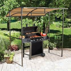 Outdoor Grill Canopy by Purchase The Mainstays Curved Grill Shelter For Less At