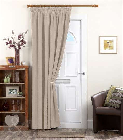 thick thermal lined curtains thick heavy door curtains ready made thermal lined 66 x