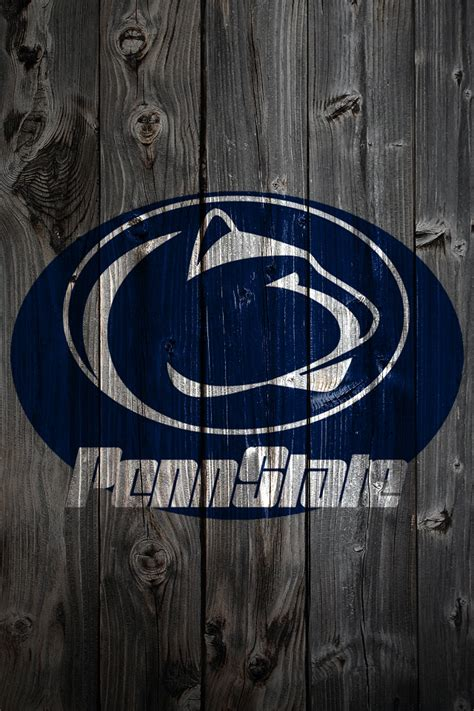 Penn State Finder Penn State Nittany Lions Wood Iphone 4 Background Penn Sta Flickr