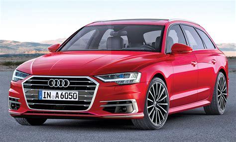 Neue Audi A6 by Audi A6 Avant 2018 Neue Fotos Update