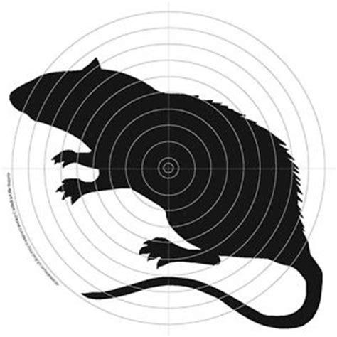printable pheasant targets 100 x 14cm air rifle shooting targets rat rabbit raven