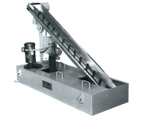 Low Maintenance magnetic spiral conveyors