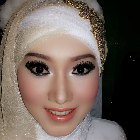 Make Up Pengantin Wardah cara makeup pengantin namee roslan cara pilih makeup
