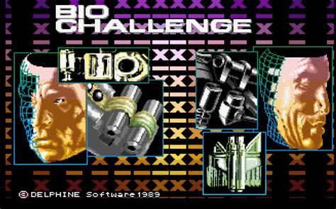 bio challenge bio challenge amiga my abandonware