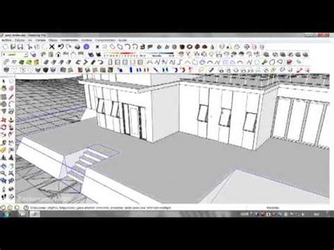 tutorial sketchup youtube español tutorial artlantis con sketchup parte1 a youtube