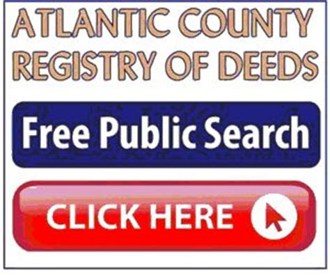 Atlantic County Records Search Atlanticcountyclerk Org Urlscan Io