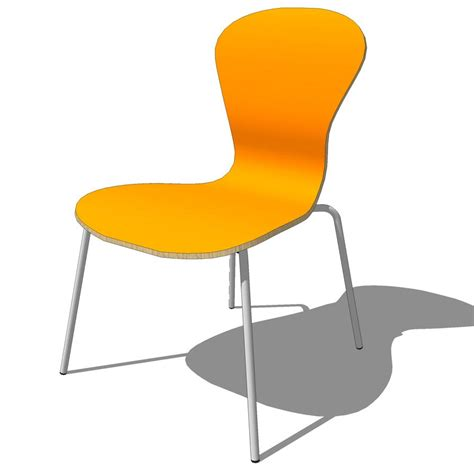knoll sprite chairs 3d model formfonts 3d models textures
