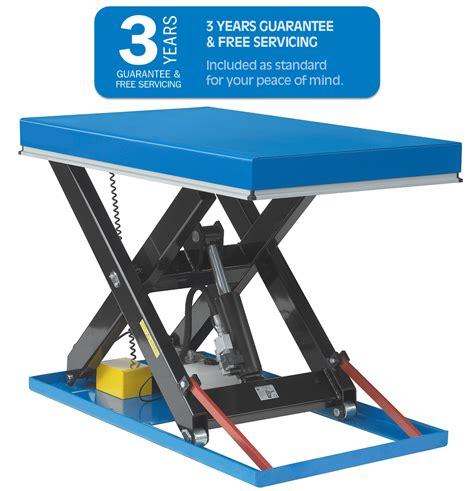 scissor lift table scissor lift tables bespoke or standard design