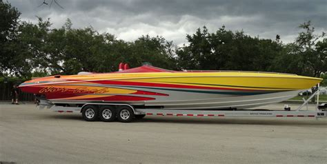 nortech boats lake of the ozarks ilmor powered nor tech 477 topping 90 mph