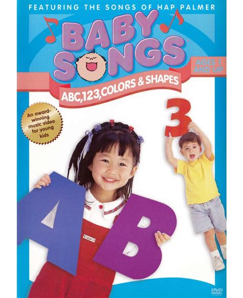 baby songs abc 123 colors and shapes dvd baby songs abc 123 colors and shapes dvd babysongs dvds