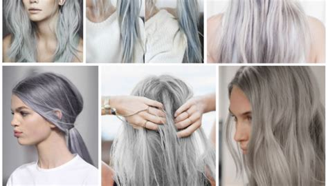 grey hair trend 2015 the grey hair trend summer 2015 fashion trends styles