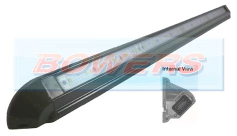 led caravan awning light grey labcraft astro ll2 12v 24 led interior exterior