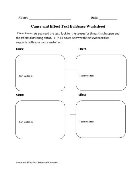 Citing Evidence Worksheet by Citing Evidence Worksheets For Middle School
