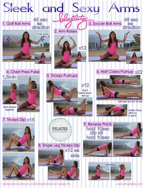 workouts exercises with weights bosu target