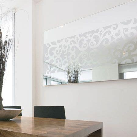 miroir pour vitre sticker d 233 poli d 233 coratif tourbillon floral adh 233 sif pour vitre miroir baie vitr 233 e gali