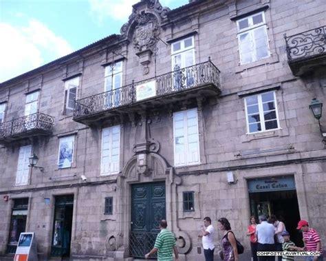 El Camino De Santiago En Espanol by Pin De Santiago Compostela En Edificios Historicos De
