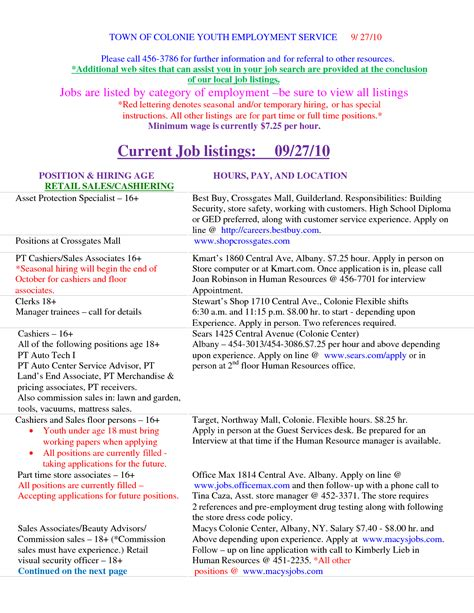 Resume Sales Associate Macy S Resume Cover Letter Mechanic Resume Cover Letter Sle Student Resume Cover Letter Sle