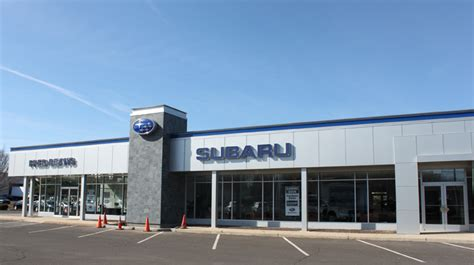 subaru store relocation to new subaru store coming up fast fred beans