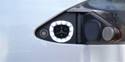 Tesla Charging Port Charged Evs Pot Daimler Calls Kettle Tesla Black Re Fast