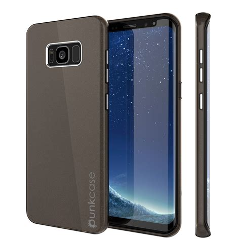 Invisible Armor Tpu Screen Guard Samsung Galaxy S8 galaxy s8 punkcase galactic 2 0 series ultra slim protective arm