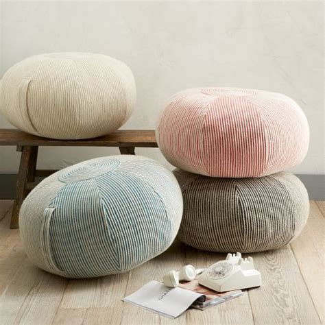 west elm floor pillow swirl felt pouf west elm gifts for