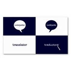 interpreter business card templates 1000 images about translator business cards on