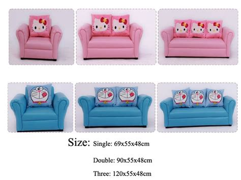hello kitty toddler sofa preschool furniture kids sofa stool hello kitty kids