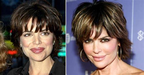 what celebs were mean to lisa rinna on celeb apprentice lisa rinna photos celebs who had plastic surgery