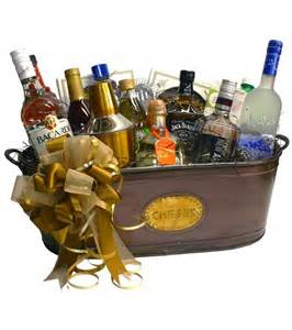 Where To Buy Gift Baskets Build A Basket Complete Open Bar Cocktails Gift Basket Bourbon Amp Whiskey Baskets Liquor