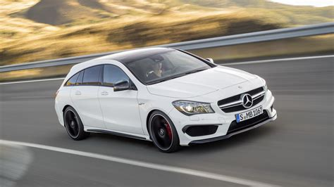 mercedes cla amg shooting brake review top speed