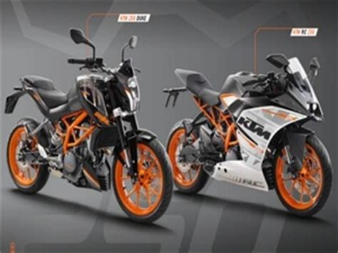Ktm Made In India Ktm Duke 250 Rc 250 Exports Of Made In India Motorcycles
