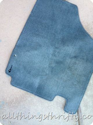Best Way To Clean Car Mats by 17 Best Images About Clean Car On Upholstery