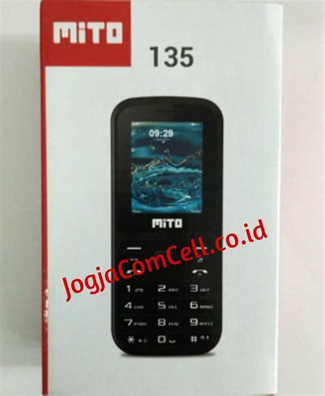Handphone Mito 135 Paling Murahh mito 135 handphone murah candybar dual sim garansi