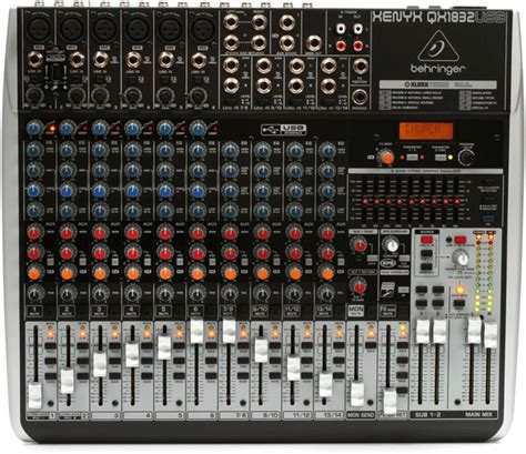 Mixer Audio 4 Channel Murah harga mixer audio behringer 6 channel monaural dibawah 5 juta