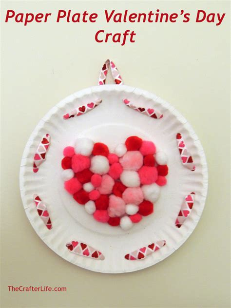 Paper Valentines Crafts - s day