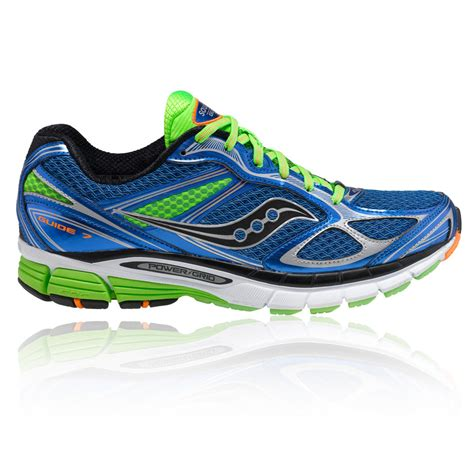 saucony athletic shoes saucony guide 7 running shoes 38 sportsshoes
