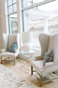 Wing Chairs For Living Room 25 Best Ideas About Wingback Chairs On Wingback Chair Wingback Chair Covers And