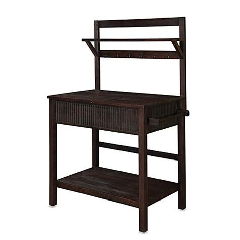 potting bench sale potting bench deluxe bed bath beyond