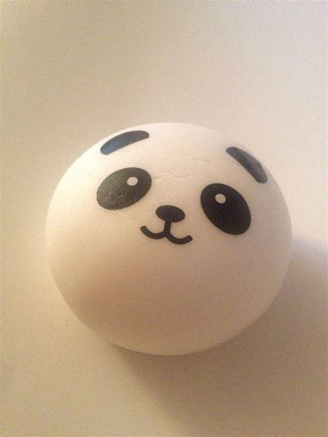 Panda Bun 38 best images about squishy on shops stress reliever and chain