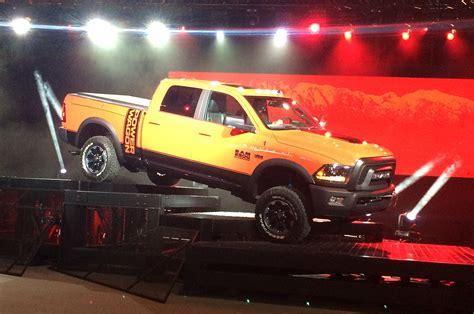 Power Wagon 2017 by Auto Show De Chicago 2016 Ram Power Wagon 2017 Lista