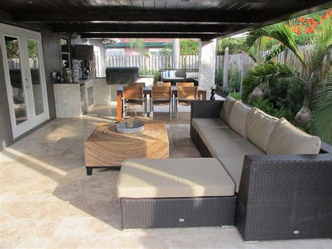 Miami Sectional Outdoor Furniture Patio Contemporary With Patio Furniture Miami